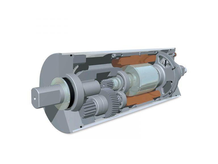 Мотор-редукторни ролки